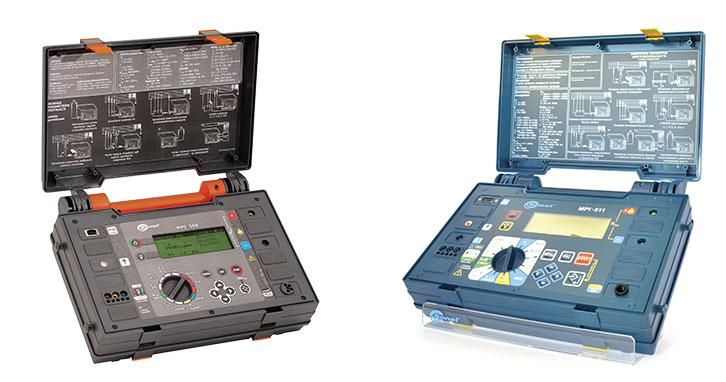 Измерители параметров электрических сетей.  Измерительные приборы.