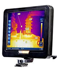 LCD экран для тепловизора KT-640