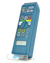 MIC-2500 Измеритель сопротивления, увлажненности и степени старения электроизоляции