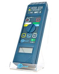 MIC-3 Измеритель сопротивления электроизоляции, проводников присоединения к земле и выравнивания потенциалов