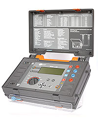 М4104RS микроомметр цифровой.