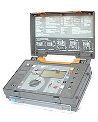 MRU-105 Измеритель параметров заземляющих устройств