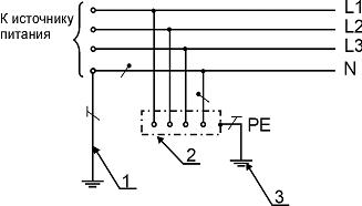 Система ТT переменного тока