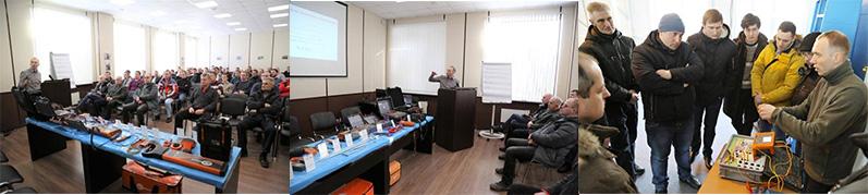 СОНЭЛ и «День мастера» в Учебном комплексе ПАО «Ленэнерго»